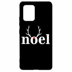 Samsung S10 Lite Case Noel