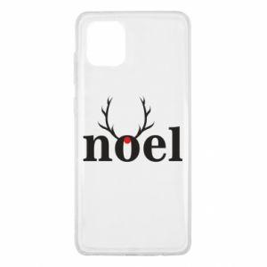 Samsung Note 10 Lite Case Noel