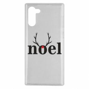 Samsung Note 10 Case Noel