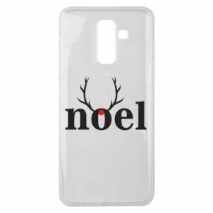 Samsung J8 2018 Case Noel