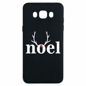 Samsung J7 2016 Case Noel