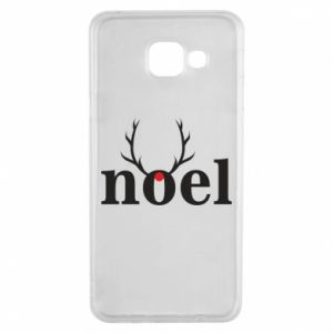 Samsung A3 2016 Case Noel