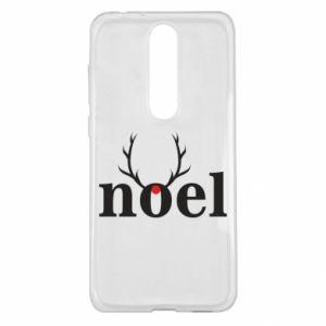 Nokia 5.1 Plus Case Noel