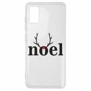 Samsung A41 Case Noel
