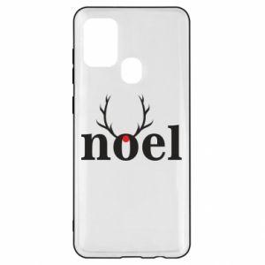 Samsung A21s Case Noel