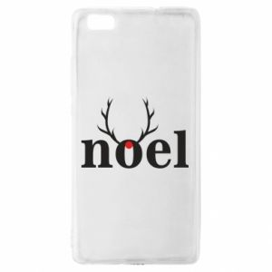 Huawei P8 Lite Case Noel