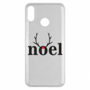 Huawei Y9 2019 Case Noel
