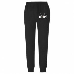 Męskie spodnie lekkie Noel