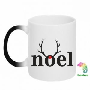 Kubek-kameleon Noel