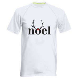 Men's sports t-shirt Noel