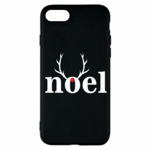 Phone case for iPhone 7 Noel