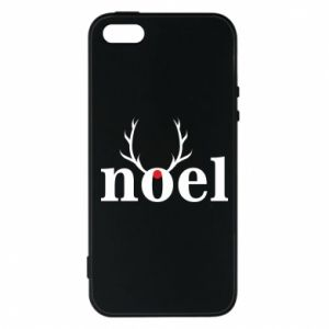 Phone case for iPhone 5/5S/SE Noel