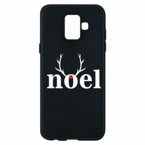 Phone case for Samsung A6 2018 Noel