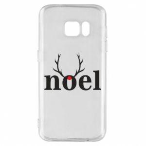 Samsung S7 Case Noel