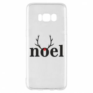 Phone case for Samsung S8 Noel