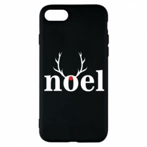 Phone case for iPhone 8 Noel