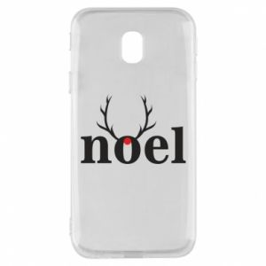 Samsung J3 2017 Case Noel