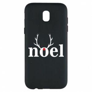 Samsung J5 2017 Case Noel