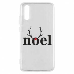 Huawei P20 Case Noel