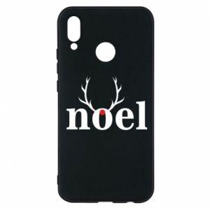 Huawei P20 Lite Case Noel