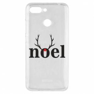 Xiaomi Redmi 6 Case Noel