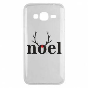 Samsung J3 2016 Case Noel