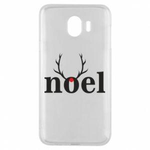Samsung J4 Case Noel