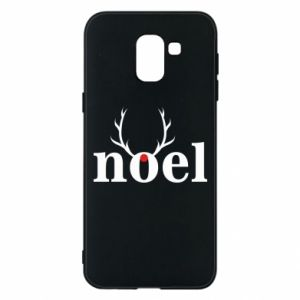 Samsung J6 Case Noel