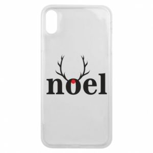 Phone case for iPhone Xs Max Noel