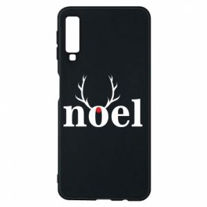 Phone case for Samsung A7 2018 Noel
