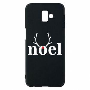 Samsung J6 Plus 2018 Case Noel