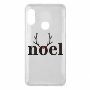 Phone case for Mi A2 Lite Noel