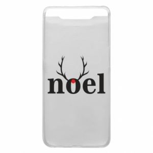 Phone case for Samsung A80 Noel