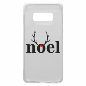 Samsung S10e Case Noel