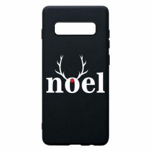 Samsung S10+ Case Noel