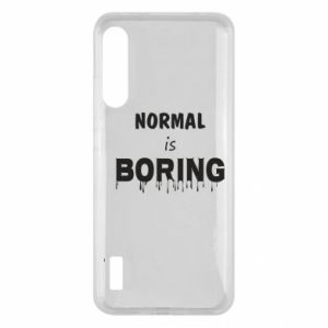 Etui na Xiaomi Mi A3 Normal is boring