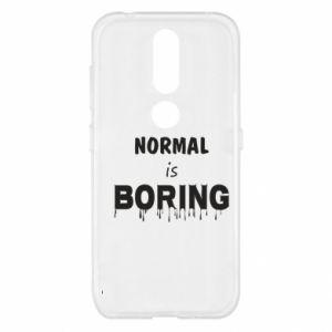 Etui na Nokia 4.2 Normal is boring