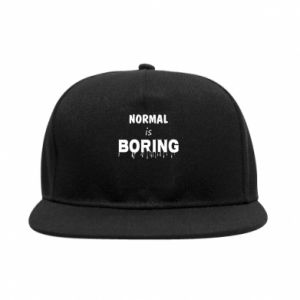 Snapback Normal is boring