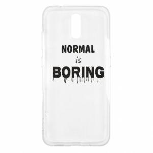 Etui na Nokia 2.3 Normal is boring