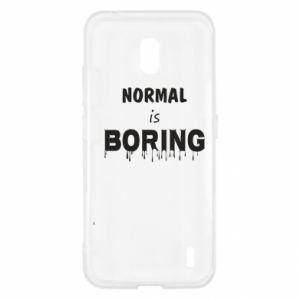 Etui na Nokia 2.2 Normal is boring
