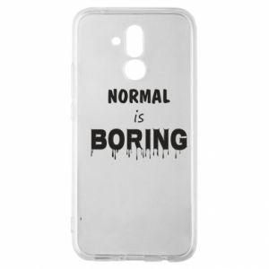 Etui na Huawei Mate 20 Lite Normal is boring