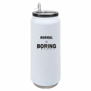 Puszka termiczna Normal is boring