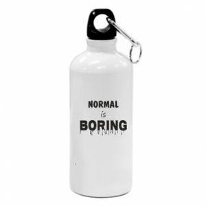 Bidon turystyczny Normal is boring