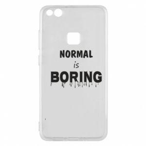 Etui na Huawei P10 Lite Normal is boring