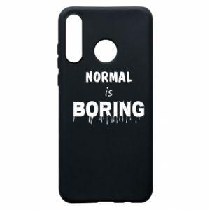 Etui na Huawei P30 Lite Normal is boring