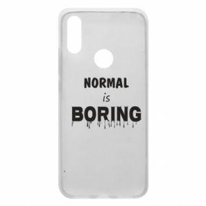 Etui na Xiaomi Redmi 7 Normal is boring