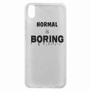 Etui na Xiaomi Redmi 7A Normal is boring