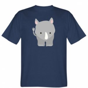 T-shirt Rhinoceros