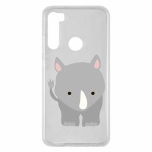 Xiaomi Redmi Note 8 Case Rhinoceros