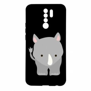 Xiaomi Redmi 9 Case Rhinoceros